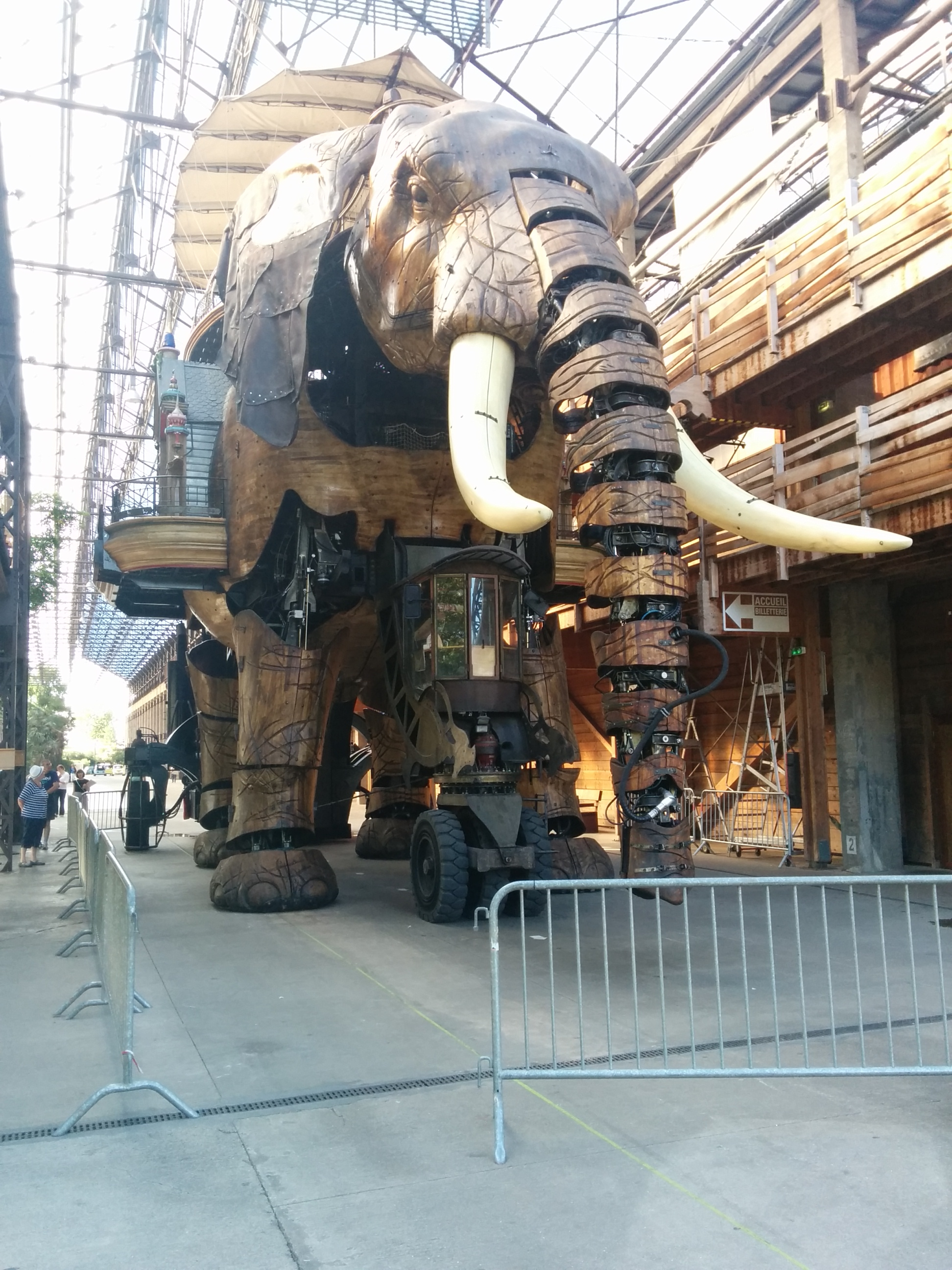The Elephant of Nantes