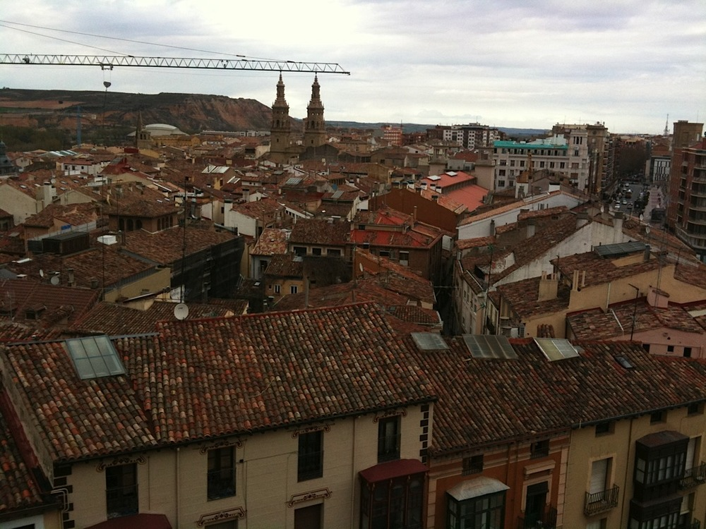 Day 1 in Bilbao and Rioja