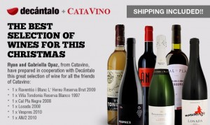 Catavino Holiday Wine Pack