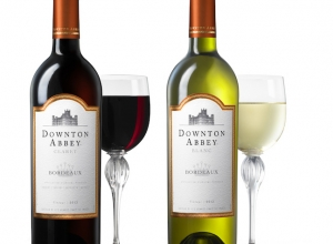 Downton Abbey branded wine launched
