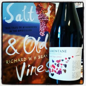 Salt & Old Vines by Richard Bray