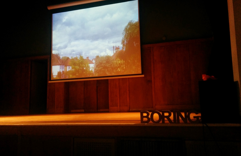 Some thoughts on a Boring Conference – #BoringIV