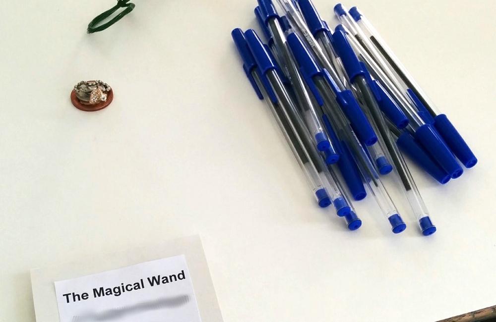 Discovering genius in a pen