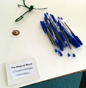 The Magical Wand