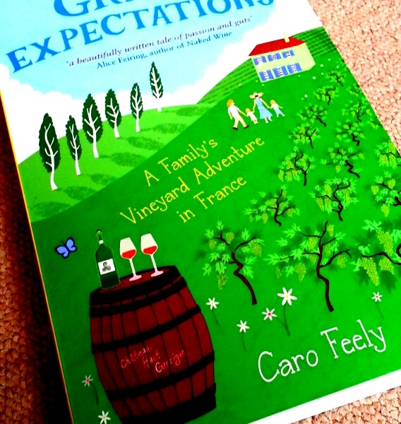 Grape Expectations: book review