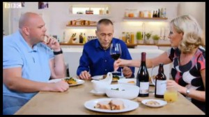 BBC Food & Drink and wine