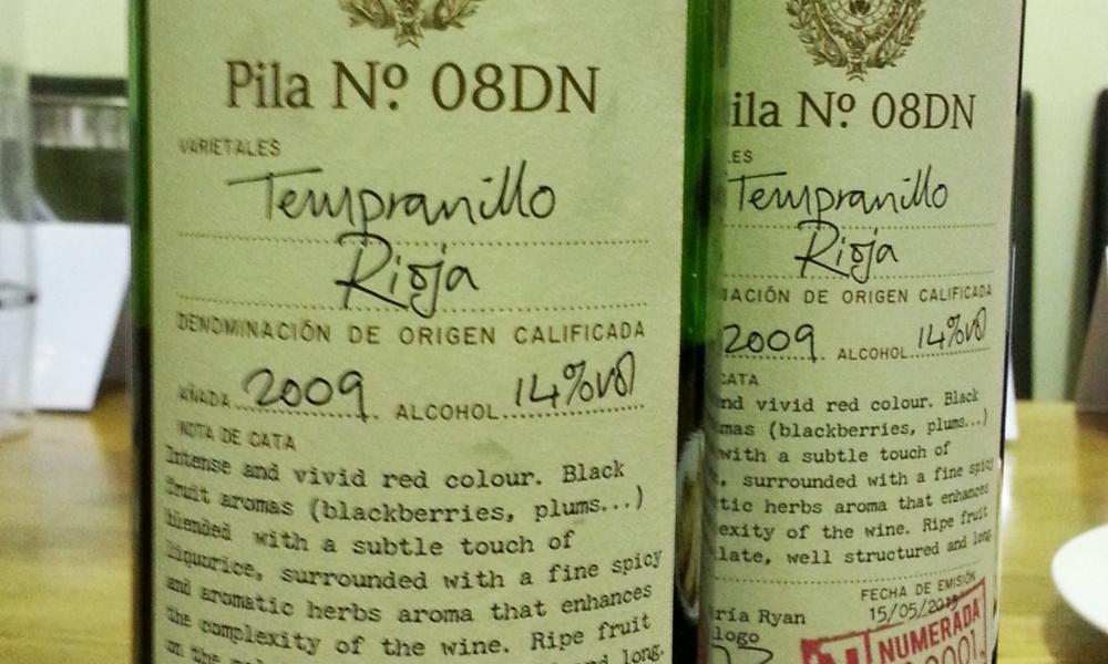 Wine Alert – Rioja deal