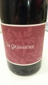 La Gramiere Peter's Vineyard Syrah 2007