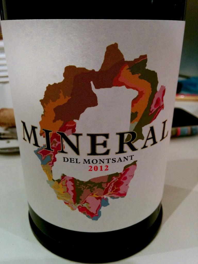 Mineral del Montsant 2012