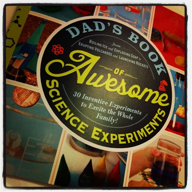 An awesome science book for Dads